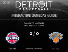 This email - from the Detroit Pistons - is truly alive. If opened during game time, the email showed the live score of the game, as well as up-to-the-minute team statistics. Additionally, a live traffic map made getting to the game easier for fans. The campaign saw a 49% increase in mobile engagement, a 45% increase in engagement time, and an 18% increase in click-through rate.