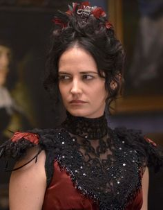 The Enchanted Garden | Eva Green as Vanessa Ives in Penny Dreadful (TV...