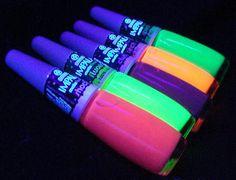 festa neon maquiagem - Pesquisa Google
