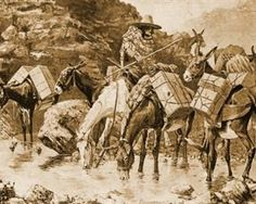 Image Detail For Frederic Remington Last Painting