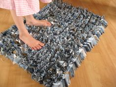 things to make with old jeans - Google Search