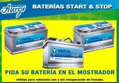 Baterías Varta. Más información en http://www.aurgi.com/ o en http://www.aurgi.com/index.php/productos-y-servicios/28-productos-y-servicios/4-baterias