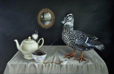 New Zealand Artist, Heather Denison