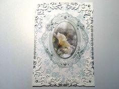 Trauer & Beileid - Karte Trauer Nr. 552 - ein Designerstück von MM-Bastelparadies bei DaWanda