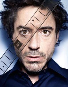 Robert Downey Jr. by Rankin