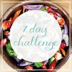 7 day challenge