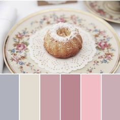 Color Moodboard by Williams & Gauld Vintage Wedding Vintage Hochzeit