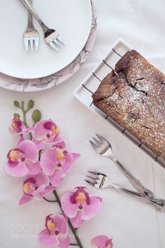 Poppy and apple cake (Inbal Rubin / Ra'anana / Israel) #Canon EOS 5D Mark III #food #photo #delicious