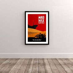 Mad Max Fury Road Ready to Print Poster Wall Art Digital Download