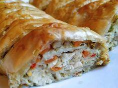 Cookbook Recipes, Cooking Recipes, Spanakopita, Desert Recipes, Deserts, Turkey, Meat, Chicken, Ethnic Recipes