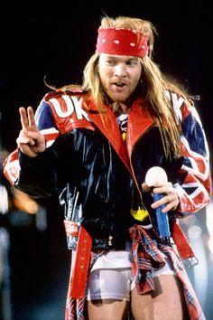18 Reasons Why Axl Rose Is The Biggest Douchebag In Rock Axl Rose, Guns N Roses, Kurt Cobain, Pop Rock, Rock And Roll, Hair Metal Bands, Hair Bands, Rock Y Metal, Nikki Sixx