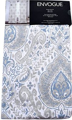 Envogue Pamela Damask Paisley Medallions Pair of Curtains... http://www.amazon.com/dp/B01DWMLIPI/ref=cm_sw_r_pi_dp_xU9fxb03G266H