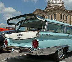 1959 Ford Country Sedan..Re-pin brought to you by agents of #Carinsurance at #HouseofInsurance in Eugene, Oregon
