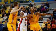 TIEMPO DE DEPORTE: Cita grande en el Basket Hall de Krasnodar para el...