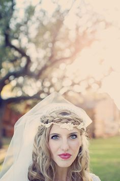 Vintage-Inspired Wedding by Joyuse