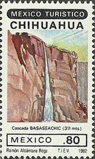 My Collection of Waterfalls on Stamps
