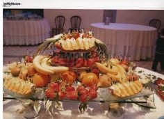composizioni frutta tavola banchetti - Cerca con Google