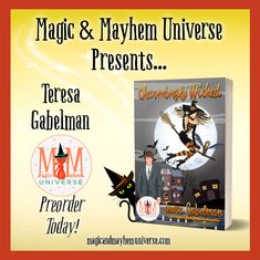 Welcome back to the town of Assjacket for more wickedly hilarious mixtures of paranormal personalities. Charmingly Wicked by Teresa Gabelman is available for preorder today! #MagicMayhemUniverse #ebook #pnr #preorder