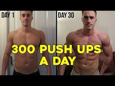 Build An Amazing Upper Body With This Push-Up Workout - Just 4 Exercises Fitness Workouts, Pec Workouts, 300 Workout, Push Up Workout, Back Fat Workout, Lower Ab Workouts, Triceps Workout, Chest Workouts, Workout Challenge