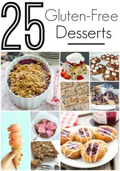 Blog post at The Taylor House : With so many people I know having to turn to a Gluten Free lifestyle, I thought I would pull together some delicious gluten free desserts op[..]