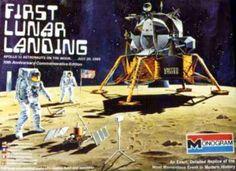 Monogram - First Lunar Landing