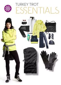Get everything you need for your winter run races!