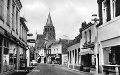 Steenstraat Boxmeer (jaartal: 1960 tot 1970) - Foto's SERC