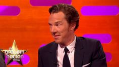 Benedict Cumberbatch Mortified By Reddit Reviews - The Graham Norton Show...oh my word, so hysterical!