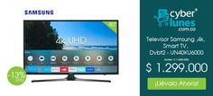Súper oferta #Cyberlunes #TV #Samsung 40 Pulgadas 4k UHD Smarth TV http://www.greenclick.com/blackfriday/tenologia/televisores/tv-led-101cms-40-4k-smart-tv-dvbt2-un40ku6000/