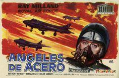"Ángeles de acero (1957) ""High Flight"" de John Gilling - tt0049313"