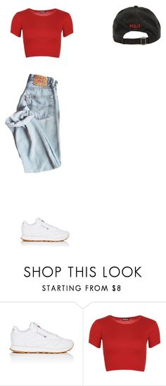 """Untitled #425"" by ericanais on Polyvore featuring Reebok, WearAll and Ralph Lauren"