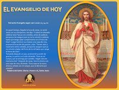 EL SANTO EVANGELIO 8 JUNIO 2017
