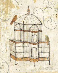 avery tillmon Bird cage