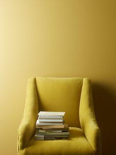 İçinizi ısıtacak bir sarı tonu: 288 Limon Küfü #yellow #sarı #wall #paint #jotun #jotunturkiye #interior #kesisim #stileyolculuk