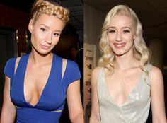 "IGGY AZALEA The Aussie rapper told the April issue of Vogue magazine that she recently got breast implants. ""I did change something: Four months ago, I got bigger boobs! I'd thought about it my entire life,"" she revealed.   #BOOBS #IGGYAZALEA #PLASTICSURGERY"