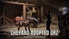 """Shepard adopted Urz."" Submitted by billabong2011."