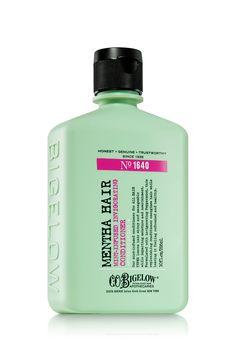 Mentha Hair Mint-Infused Invigorating Conditioner - C.O. Bigelow - Bath & Body Works (*)