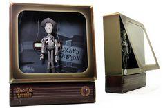 Disney / Pixar Toy Story Woodys Roundup Television Set by Mattel Toy Story Halloween, Sheriff Woody, Television Tv, Tv Sets, Disney Merchandise, Disney Pixar, Lunch Box, Toys, Ebay
