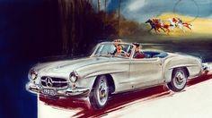 Iconos publicitarios #mercedesbenz #autooja