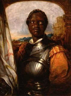 Artist William Mulready portrays African-American actor Ira Aldridge as Othello. The Walters Art Museum. William Shakespeare, African American Actors, Famous African Americans, Black History Facts, Art History, European History, Othello, African Diaspora, Dark Ages