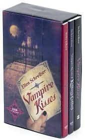 Vampire Kisses Saga - if you like satire and romance, perfect book for you. an outcast girl named Raven lives in Dullsville, a place where khakis and sweaters  thrive. but when a mysterious stranger moves into the haunted mansion in town, Raven finds herself on an amazing journey filled with danger, excitement, and love.