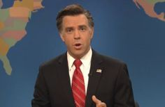 Romney's Final Pitch On SNL: 'Nothing I've Said In Past Should Be Any Indication Of My Positions In Future'