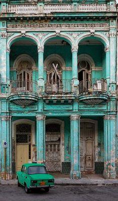 Havana, Cuba #wanderlust #travel #vacation                                                                                                                                                                                 More