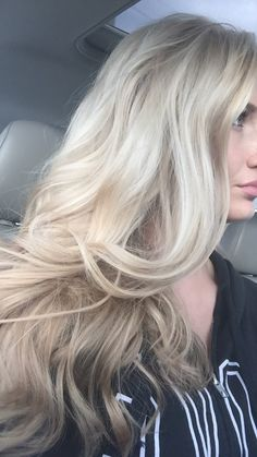 Paul Mitchell & Olaplex blonde