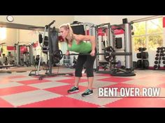 ▶ Exercise of the Week: Total-body Barbell Workout - YouTube