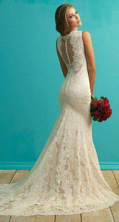 Wonderful Perfect Wedding Dress For The Bride Ideas. Ineffable Perfect Wedding Dress For The Bride Ideas. 2015 Wedding Dresses, Wedding Attire, Bridal Dresses, 2017 Wedding, Lace Dresses, Fall Wedding Gowns, Wedding Ceremony, Wedding Arches, 2017 Bridal