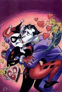 Image of Harley Quinn (Joker in love with Harley) - Comic Vine
