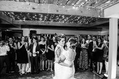 Hochzeitstanz || Foto von Derek Chad Photography | hochzeitsplaza.de/real-weddings | Real Wedding