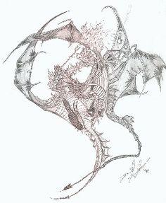 Tatouage henn moderne naruto et sasuke shippuden affiche - Modele dessin dragon ...