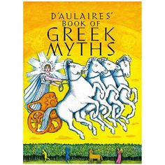 Gateway book about Greek mythology to whet the appetite.
